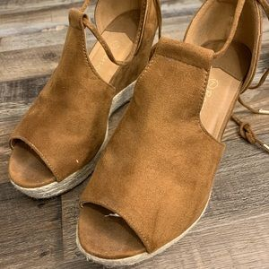 Shoes - Espadrille wedges